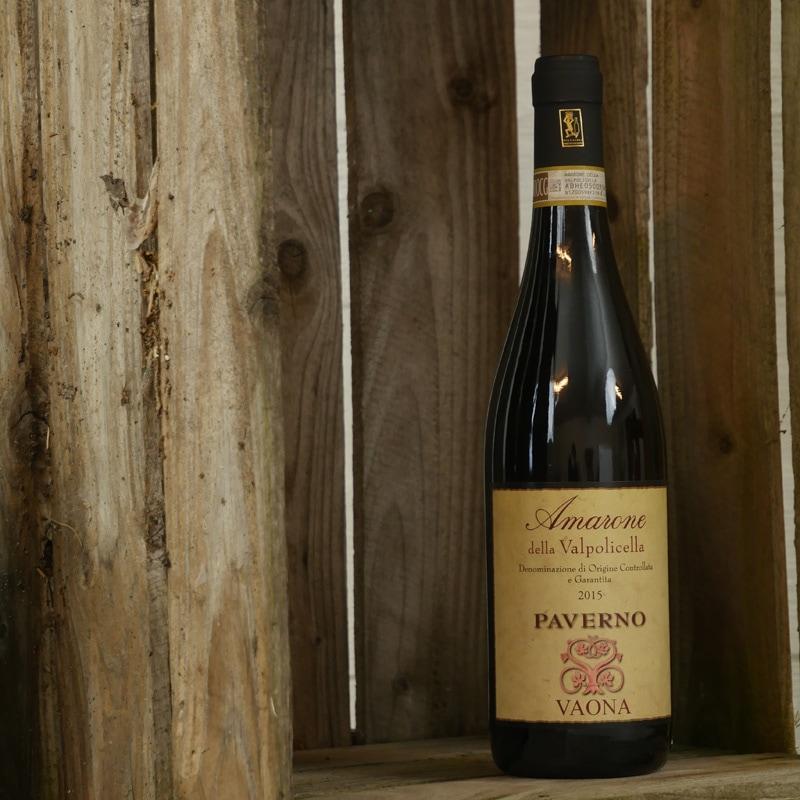 Amarone Classico Paverno DOCG